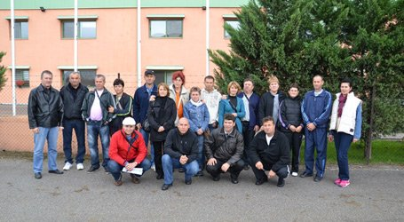 Study Tour of Vegetable Growers Association – SPUNO Members to Greece