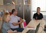 Representative of the Ministry of Foreign Affairs of Denmark visited LEDIB Cluster House